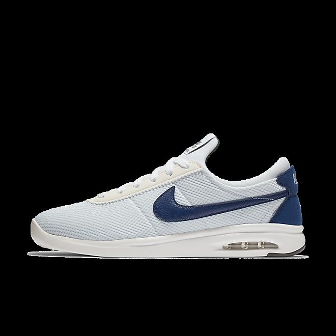 Nike SB Air Max Bruin Vapor TXT White Blue Void Midnight