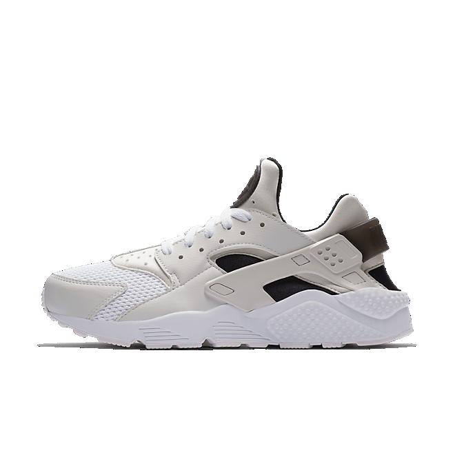 Nike Air Huarache White/ Black/ Pure