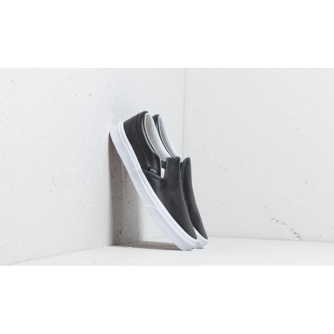 Vans Classic Slip-On (Lurex Gore) Black