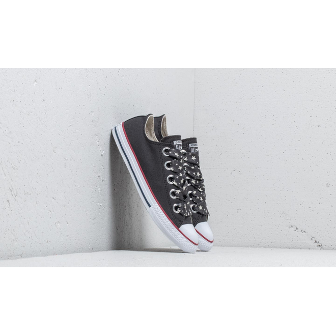 Converse Chuck Taylor All Star Big Eyelet Ox Almost Black/ Driftwood/ White