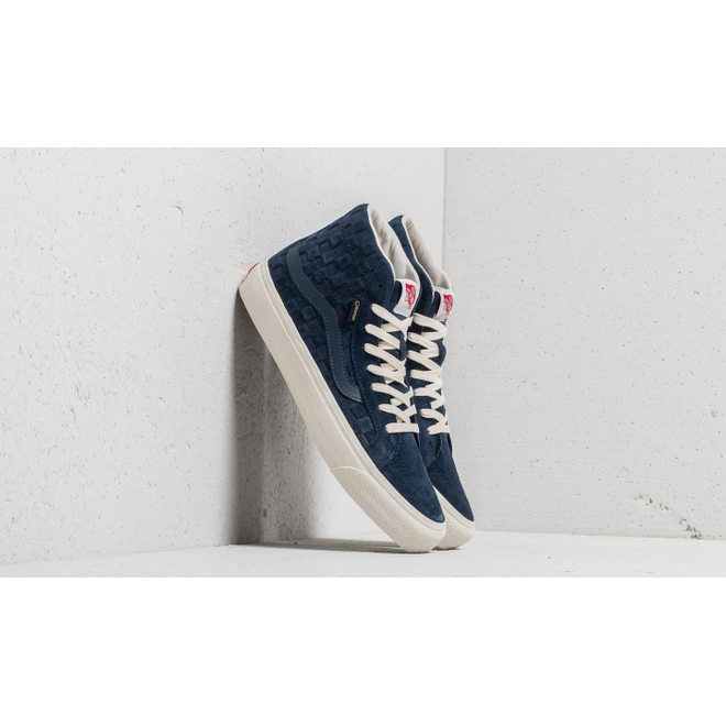 Vans OG SK8-Hi Gore-Tex LX (Checkerboard) Dress Blue