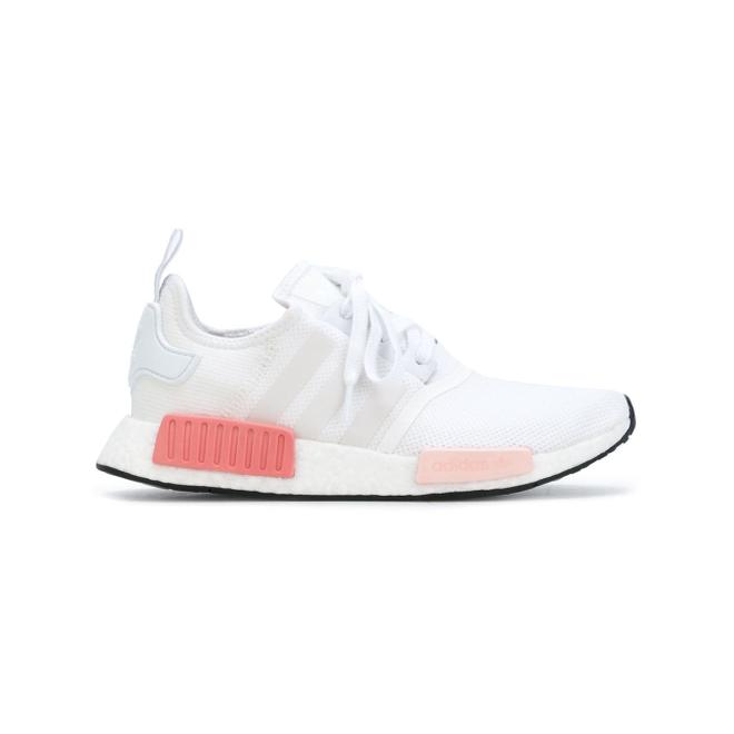 "adidas W NMD R1 ""White/Pink"" zijaanzicht"