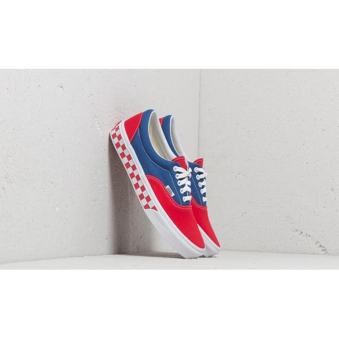 Vans Era (BMX Checkerboard) True Blue/ Red