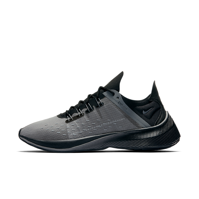 Nike EXP X14 (GS) Black Dark Grey Wolf Grey | AJ1927001