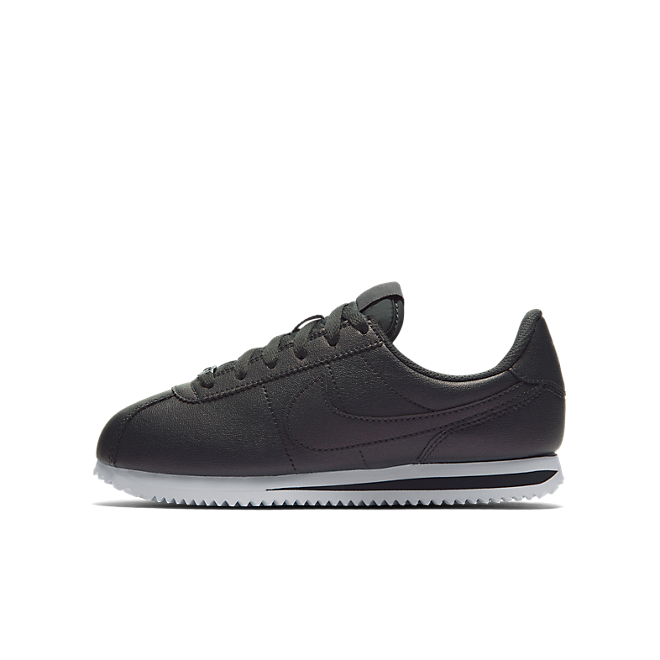 Nike Cortez Basic SL SS (GS) Anthracite/ Anthracite-White