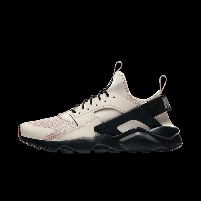 najlepsza moda buty do biegania tania wyprzedaż usa Nike Air Huarache Run Ultra Desert Sand/ Black-Dark Grey | 819685020