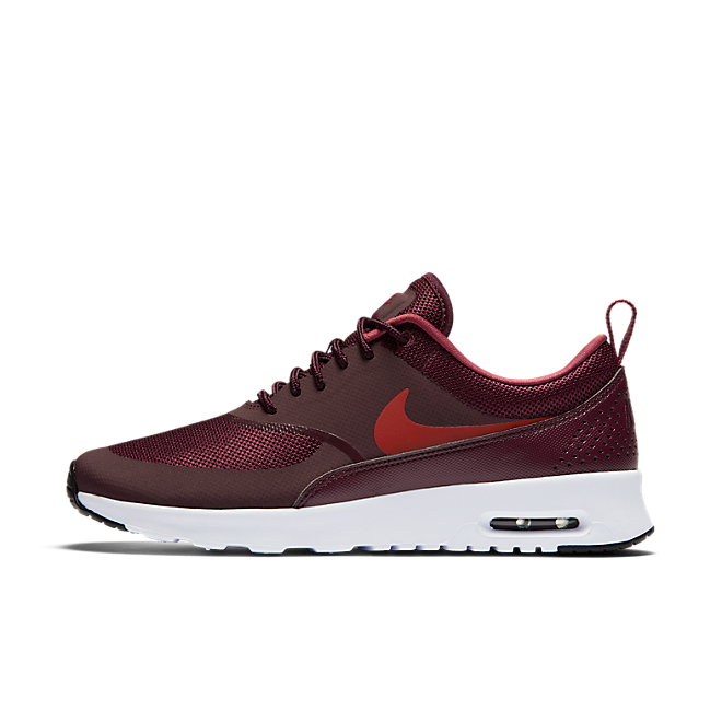Nike WMNS Air Max Thea Burgundy Crush/ Burnt Orange