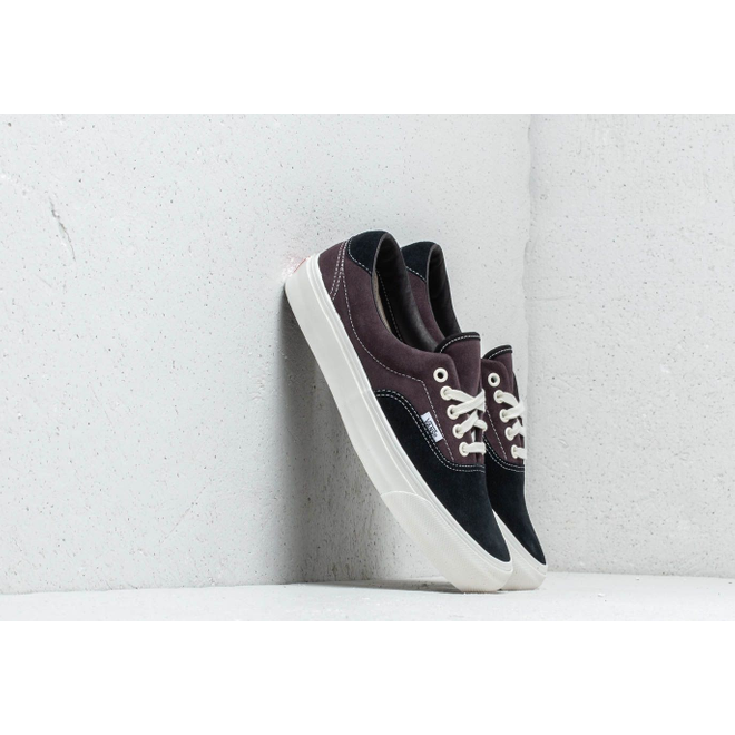 Vans OG Era 59 LX (Suede) Shale/ Black