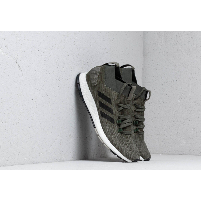 adidas PureBOOST RBL base green/ core black/ sesame
