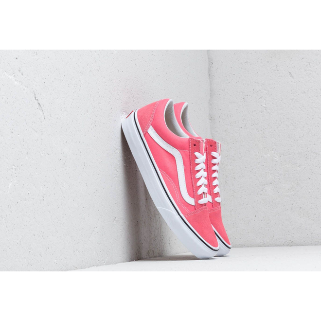 Vans Old Skool Strawberry Pink/ True White