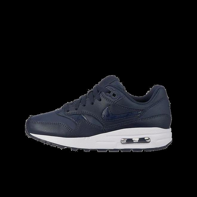 Nike Air Max 1 (GS) Obsidian/ Obsidian-White