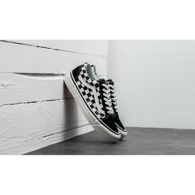 Vans Old Skool 36 DX (Anaheim Factory) Black/ Check