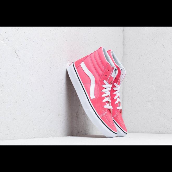 Vans Sk8-Hi Strawberry Pink/ True White