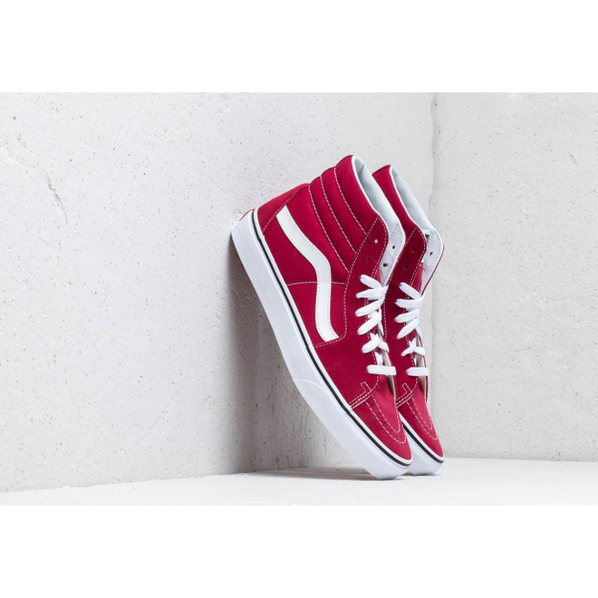 Vans Sk8-Hi Rumba Red/ True White