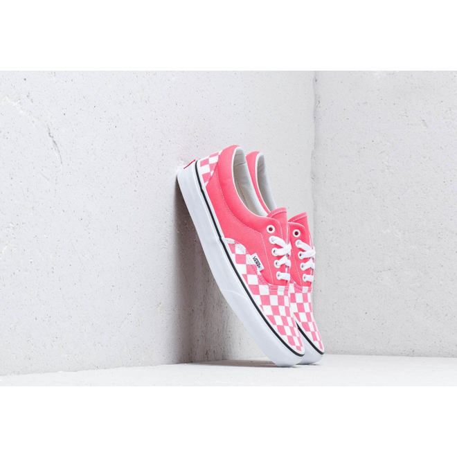 Vans Era (Checkerboard) Strawberry