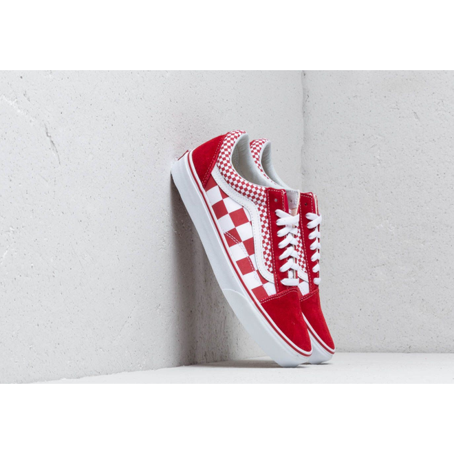 Vans Old Skool (Mix Checker) Chili Pepper
