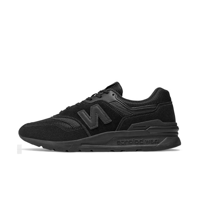 New Balance 997 Black/ Black