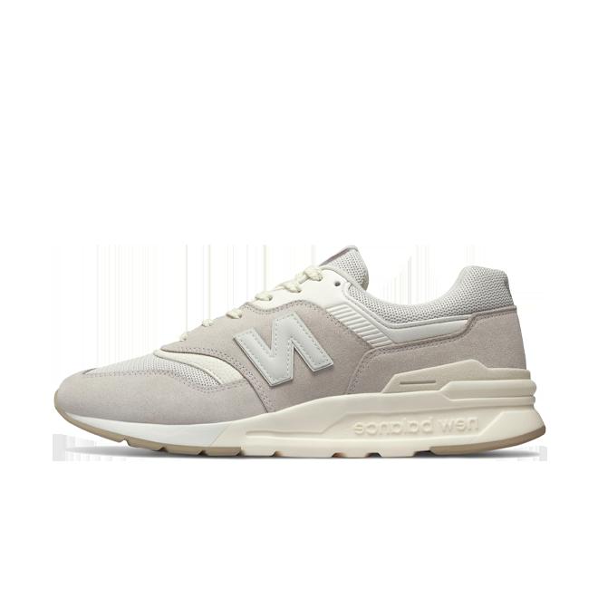 New Balance 997 'White' zijaanzicht
