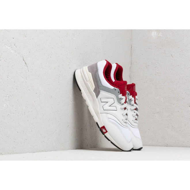 New Balance 997H White/ Red