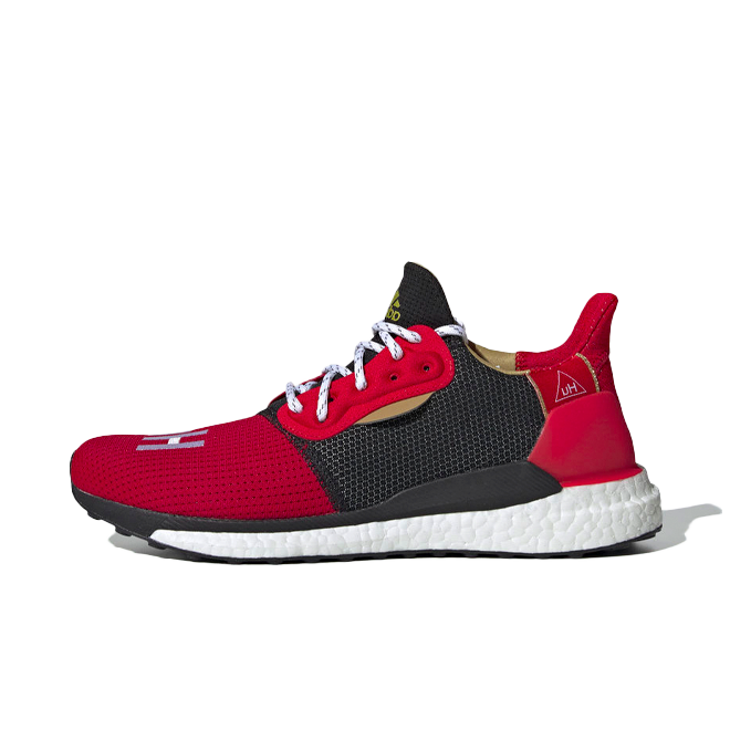 adidas x Pharrell Williams Solar HU Glide 'Chinese New Year'