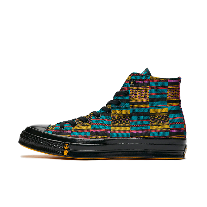 Converse Chuck High 'Black History Month'