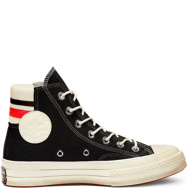 Chuck 70 Retro Stripe High Top