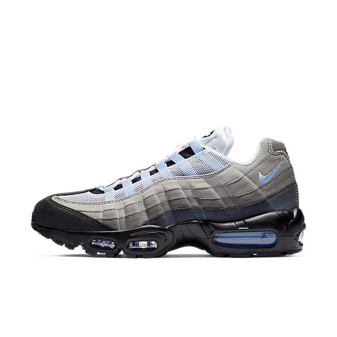 Nike Air Max 95 Black / Aluminium / Anthracite / Anthracite