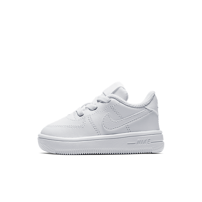 Nike Force 1 '18 'Triple White' 905220-100