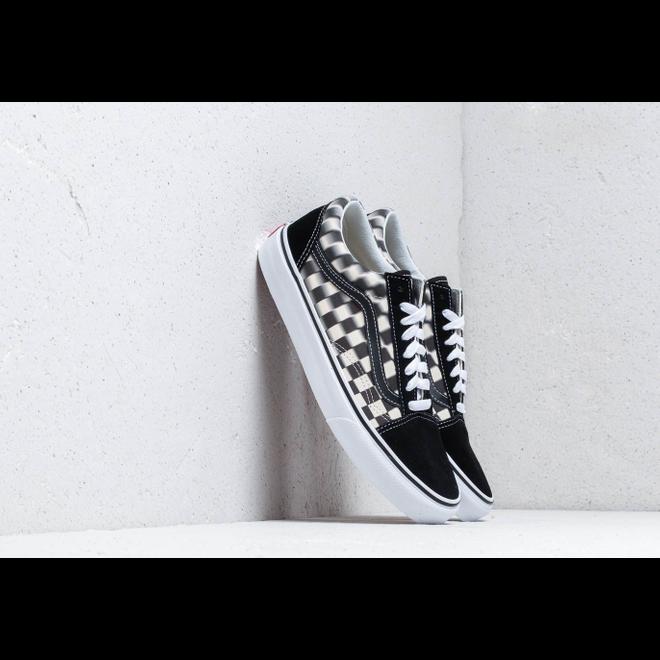 Vans Old Skool (Blur Check) Black/ Classic
