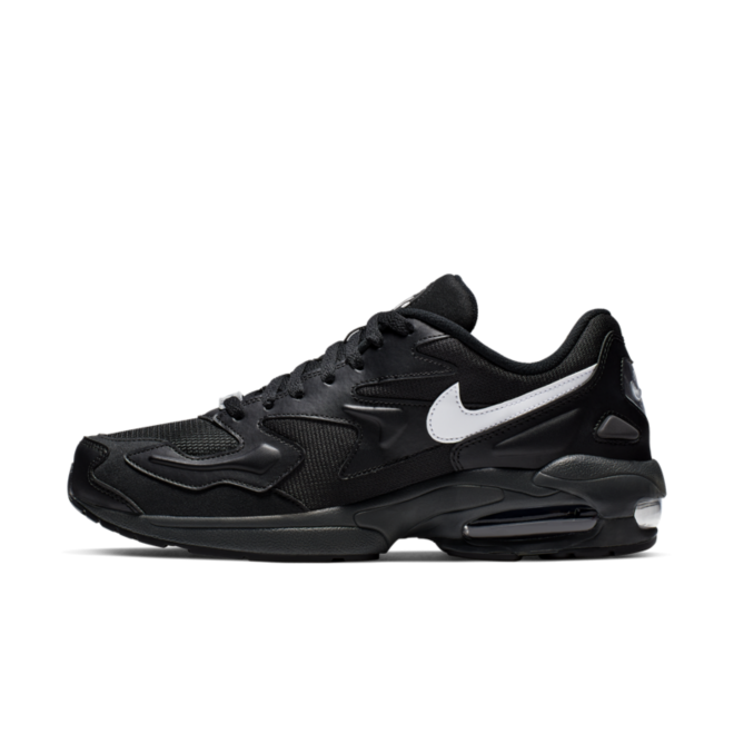 Nike Air Max 2 Light 'Black' zijaanzicht