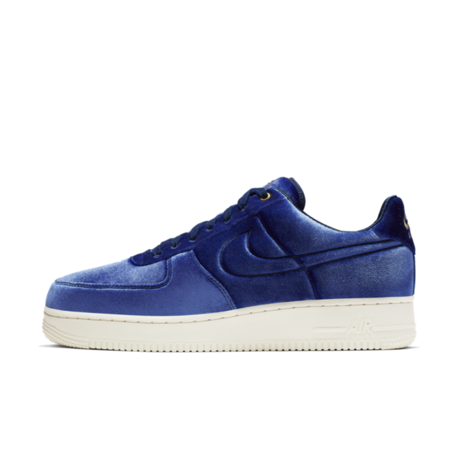 Nike Air Force '07 1 Premium 3 'Blue Void' AT4144-400