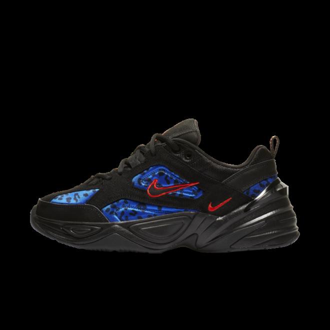 Nike WMNS M2K Tekno Premium 'Black Leopard' CD0181-001