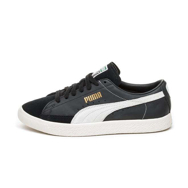 Puma Basket 90680 (Puma Black / Puma White)