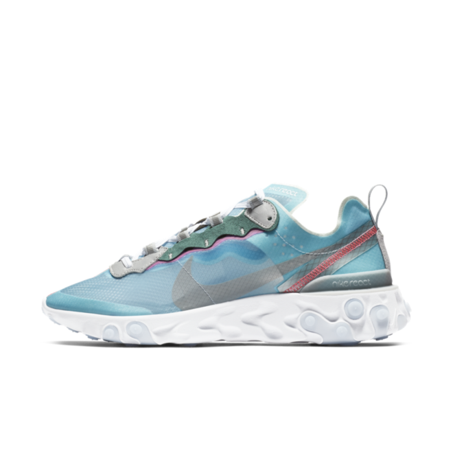 Nike React Element 87 'Royal Tint' zijaanzicht