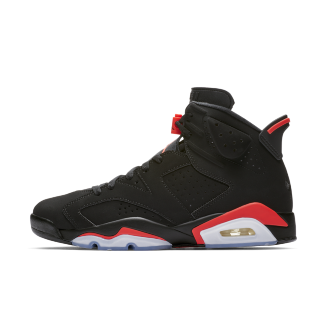 Air Jordan 6 Retro 'Infrared' zijaanzicht
