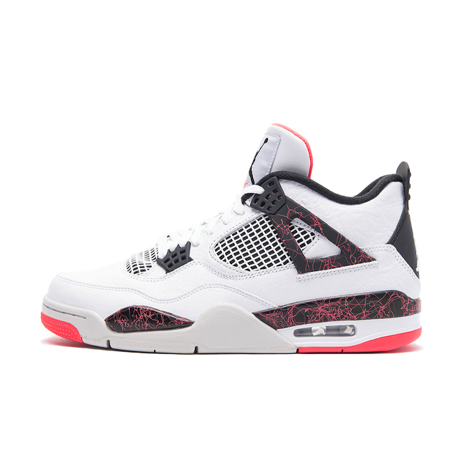 Air Jordan 4 'Bright Crimson' 308497-116