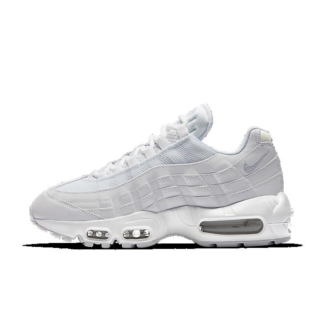 Nike Air Max 95 (WhiteWhite Pure Platinum) US 6 EU 36.5 | 307960 104