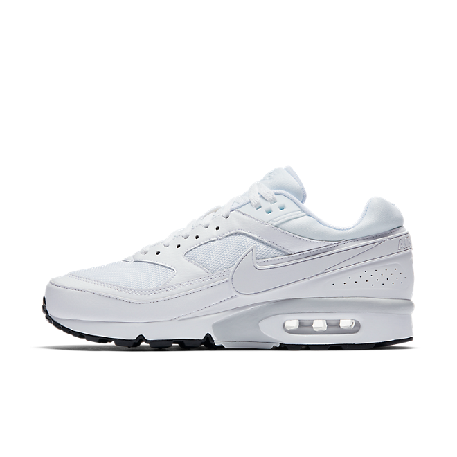 nike air max bw white grey