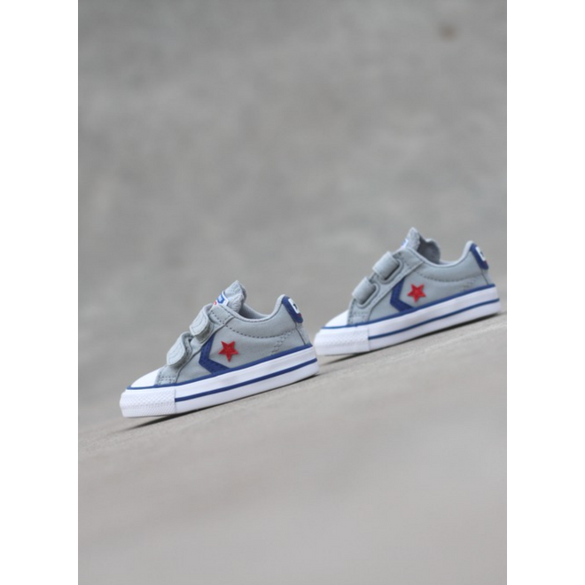 Converse Star player Ox Wolf/Grey TS | 763529C | Sneakerjagers