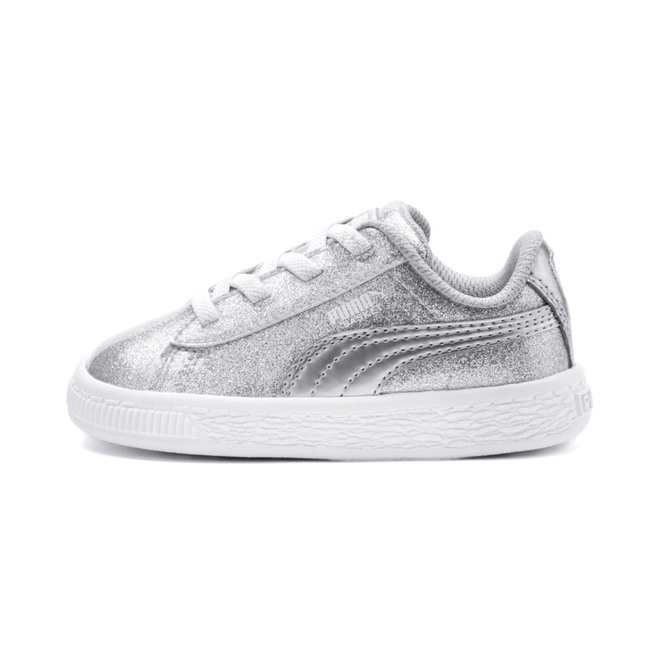 Puma Basket Metallic/Silver TS 369551 02