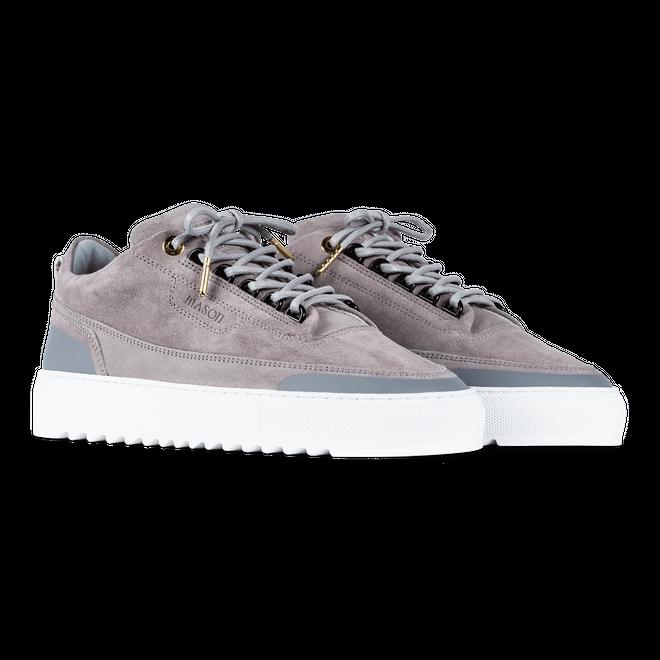 Mason Garments Firenze - Suede - Grey