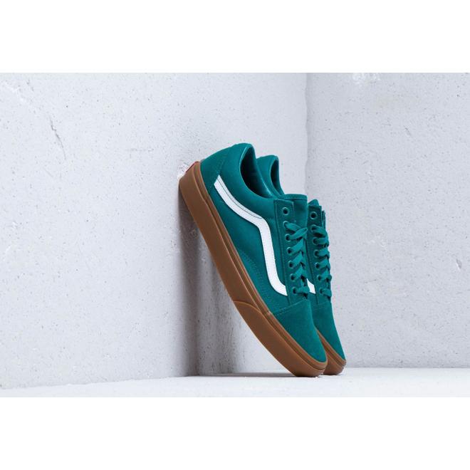 Vans Old Skool Quetzal Green/ Gum