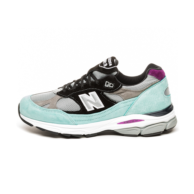 New Balance M9919EC *Made In England* (Turquoise / Black / White)