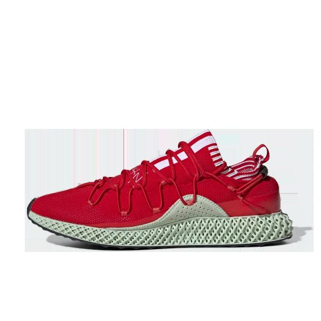 adidas Y-3 Futurecraft 4D 'Red'