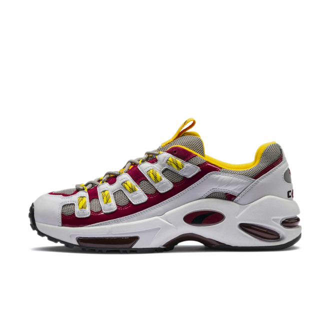 Puma Cell Endura 'Yellow & Burgundy' zijaanzicht