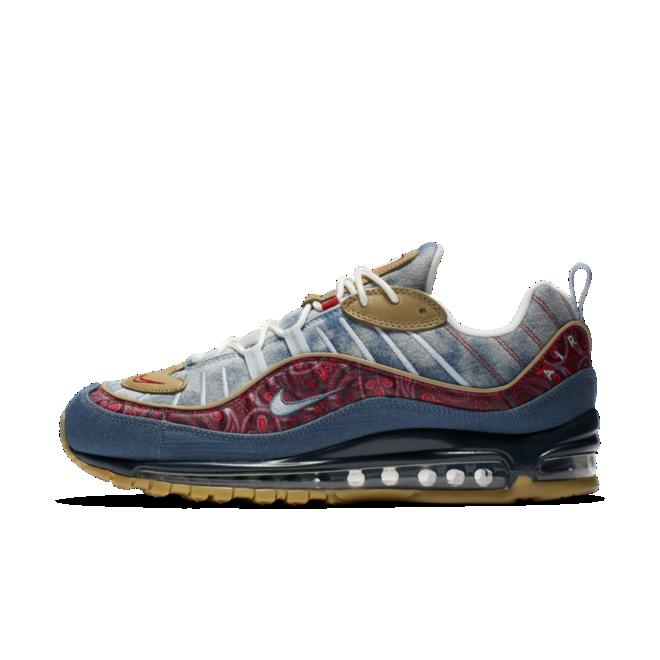 Nike Air Max 98 'Wild West' | BV6045 400