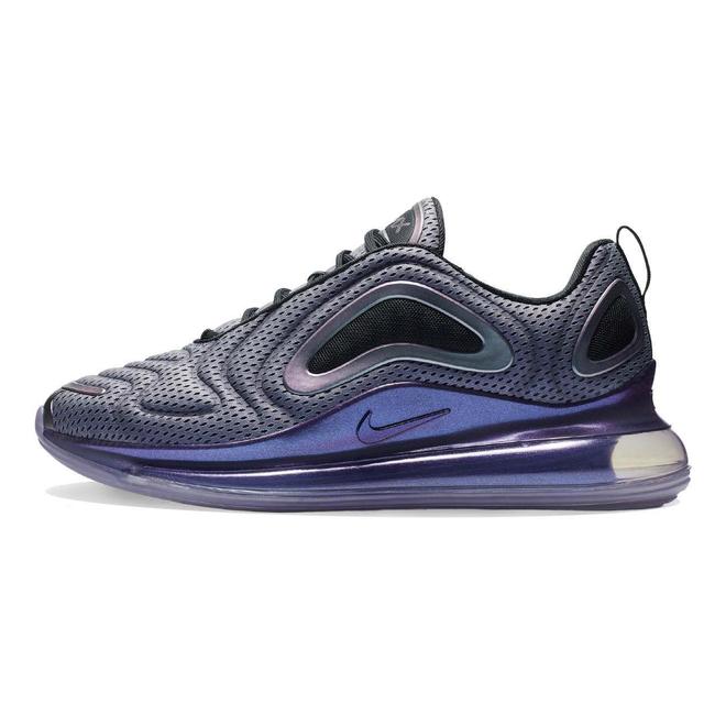 Nike Air Max 720 Metallic Silver Black Metallic Silver | A02924 001