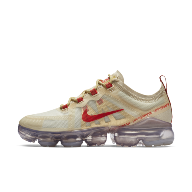 Nike Air VaporMax 2019 'Chinese New Year' zijaanzicht
