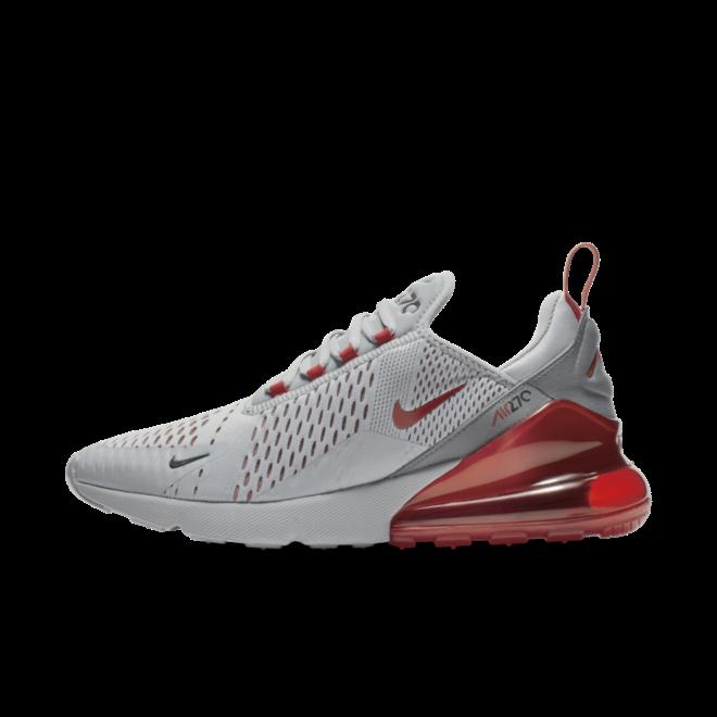 Nike Air Max 270 Wolf Grey University Red AH8050 018 Release