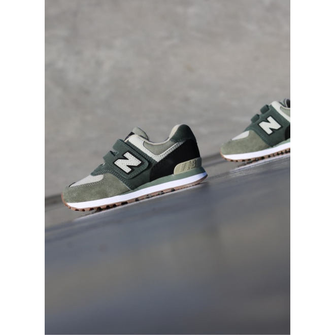 New Balance 574 Army/Green TS
